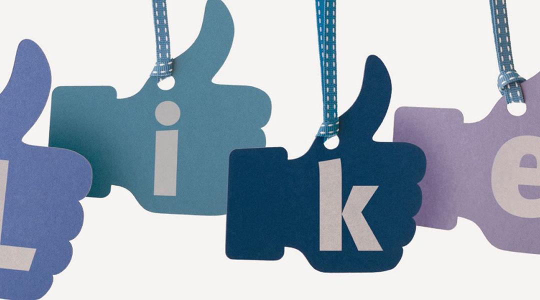 Like στο Facebook;