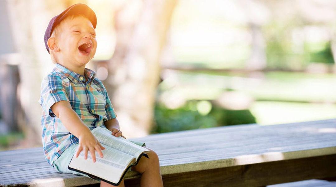 Ο καθένας μπορεί να έχει μια χαρούμενη παιδική ηλικία
